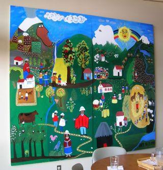 Heifer Mural smaller