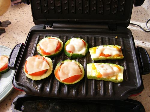 GrilledSquashes