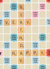 Birthdayscrabble
